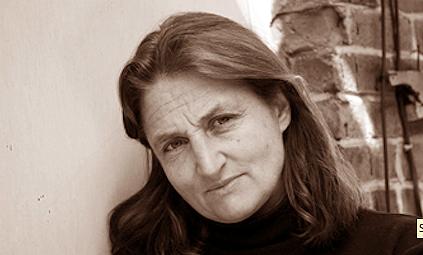 Above: Susan Meiselas